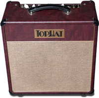 "Top Hat ""Club De Luxe"" Class A Tube Amp"